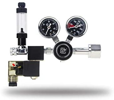 Read more about the article CO2 Art PRO-SE Series Aquarium CO2 Dual Stage Regulator with Solenoid CA-PRO-SE-CGA
