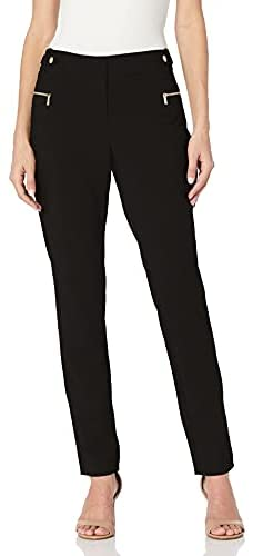 Read more about the article Calvin Klein Women's Straight Pants (Regular and Plus Sizes)