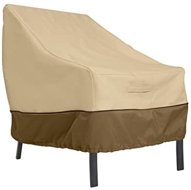 Read more about the article Classic Accessories Veranda Water-Resistant 38 Inch Patio Lounge Chair Cover