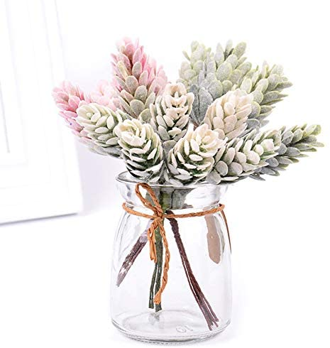 Read more about the article fublousRR5 Artificial Flower, 1Pc Artificial Flower Pine Cone DIY Garden Stage Party Home Wedding Craft Decor White