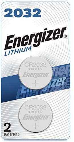 Read more about the article Energizer 2032 Batteries 3V Lithium, (2 Battery Count) Replaces BR2032, DL2032, ECR2032