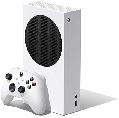 Read more about the article Xbox Series S Console White