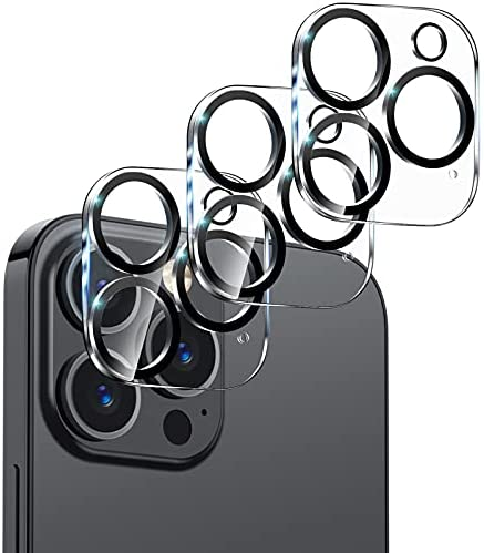 Read more about the article [3 Pack] Aenoko Camera Lens Protector Compatible for iPhone 13 Pro & iPhone 13 Pro Max 2021, HD Tempered Glass+Black Circle