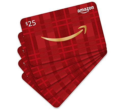 Read more about the article Amazon.com $25 Gift Card- Pack of 5 Cards