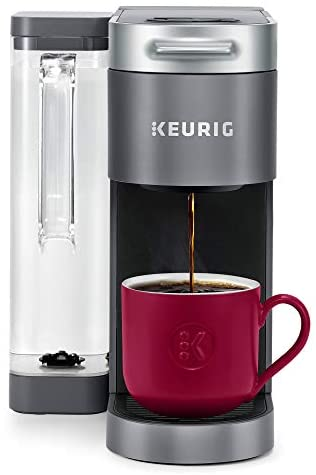 Read more about the article Keurig K-Supreme Coffee Maker, Single Serve K-Cup Pod Coffee Brewer, With MultiStream Technology, 66 Oz Dual-Position Reservoir, and Customizable Settings, Gray