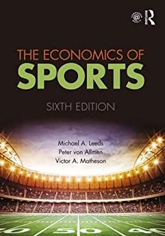 Read more about the article The Economics of Sports