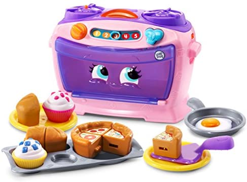 Read more about the article LeapFrog Number Lovin' Oven, Pink (Amazon Exclusive)