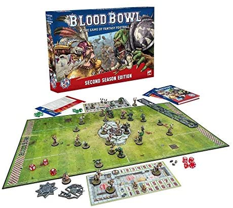 Read more about the article BLOOD BOWL: SECOND SEASON EDITION