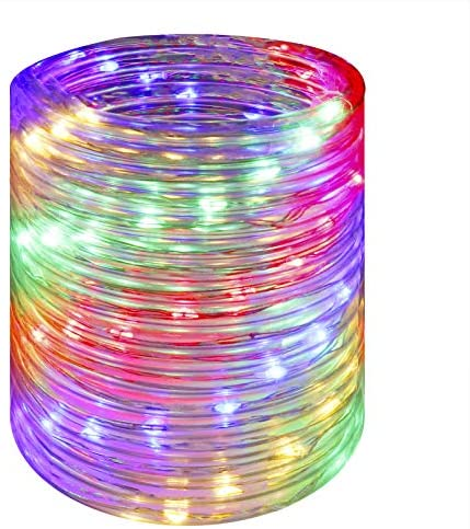 Read more about the article Wstan LED Rope Lights,Multicolor Fairy Lighting,12V Indoor Outdoors Plug in,16ft Connectable and Flexible Colorful Tube Lighting for Bedroom,Deck,Patio,Camping,Landscape Lighting