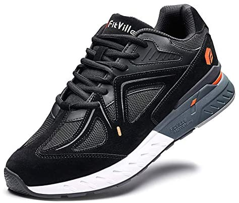 Read more about the article FitVille Extra Wide Walking Shoes for Men Wide Width Sneakers for Flat Foot Plantar Fasciitis Arch Fit Heel Pain Relief – Rebound Core