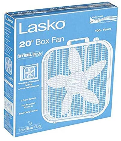 Read more about the article Lasko 20 Inch Box Fan pack of 2